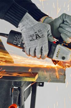 Rękawice specjalistyczne pojedynczej czynności